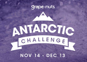Grape-Nuts Antarctic Challenge