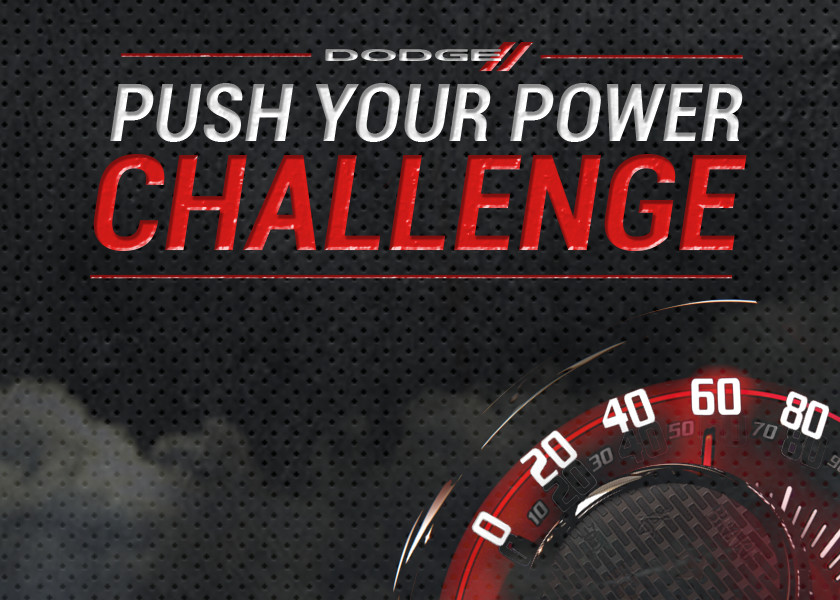 Push Your Power Challenge