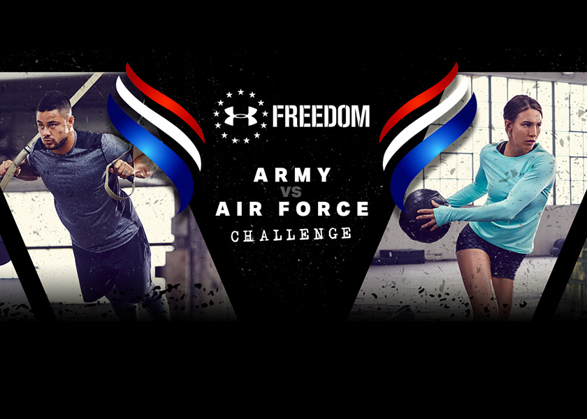 UA Freedom Challenge: Army vs Air Force