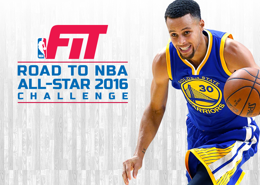 NBA FIT Road to NBA All-Star 2016 Challenge