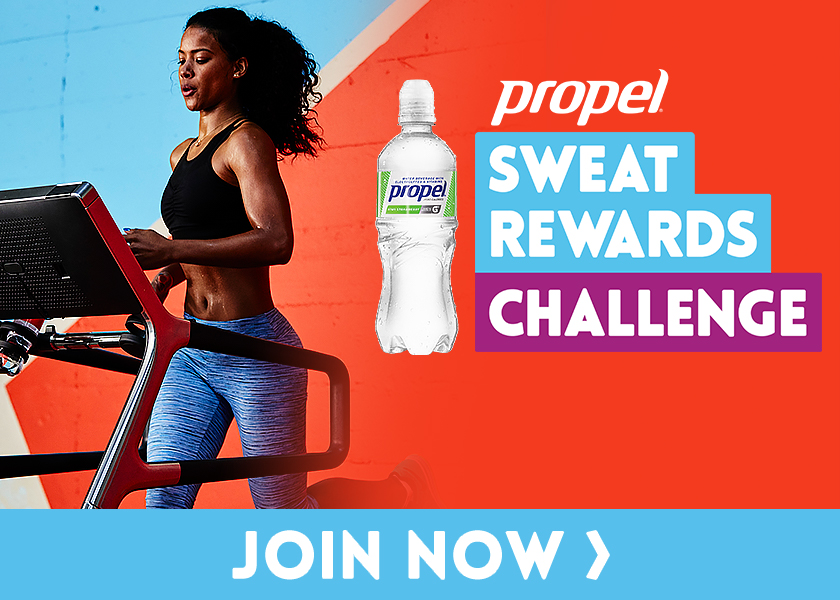Propel Sweat Rewards