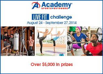 Academy Live Fit 2014