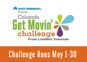Colorado Get Movin' Challenge