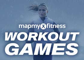 MapMyFitness Workout Games