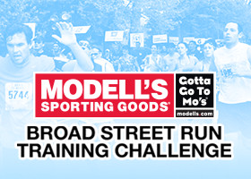 Modell's Broad Street Run Training Challenge