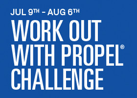 Work Out With Propel